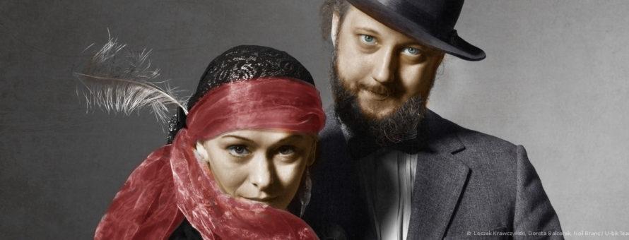 Dorota i Leszek, sesja portretowa