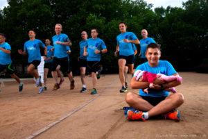 Wieczorne bieganie w Szczecinie